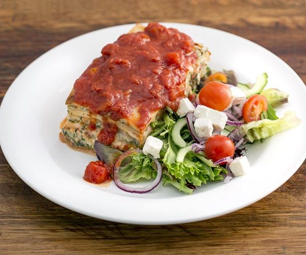 Vegitarian Lasagne